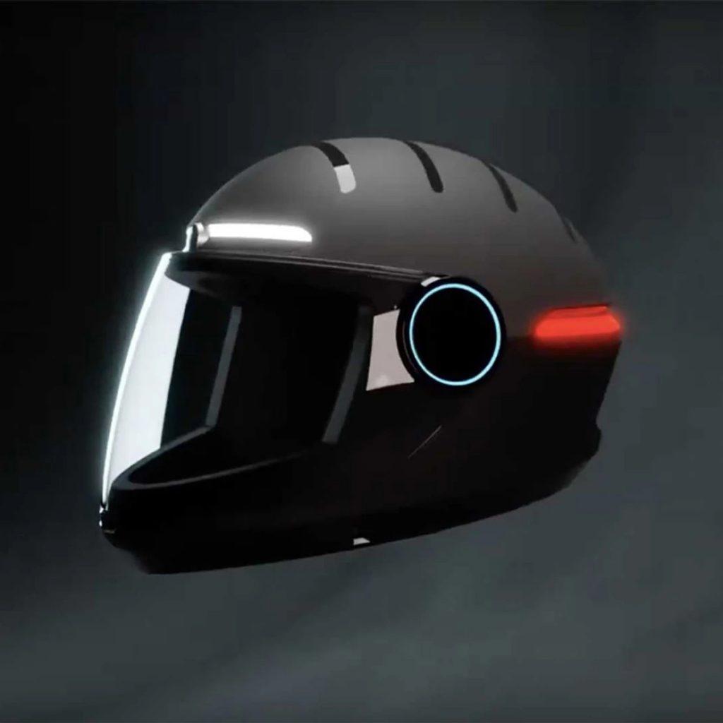 casque moto high-tech